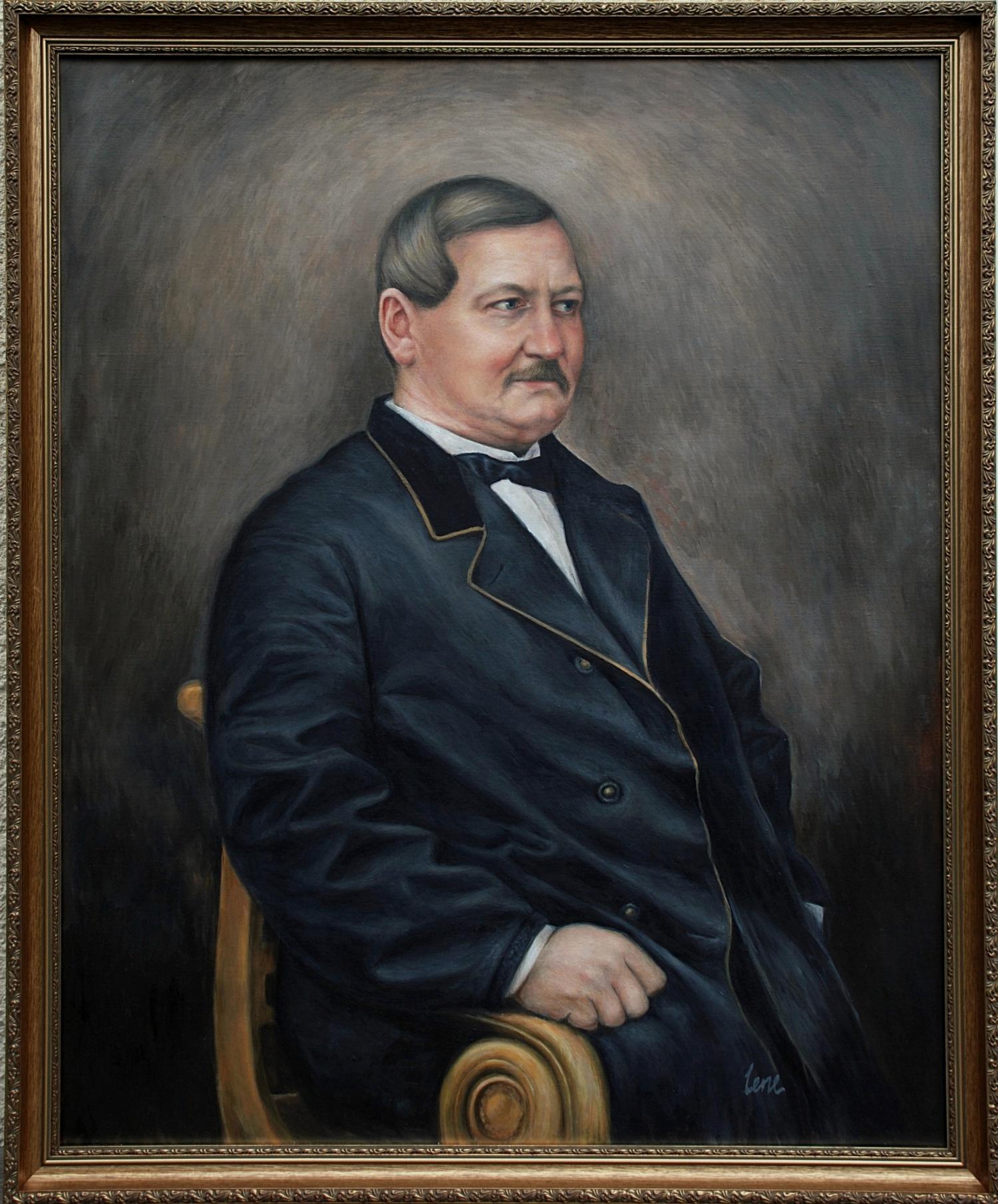 1800-tal porträtt