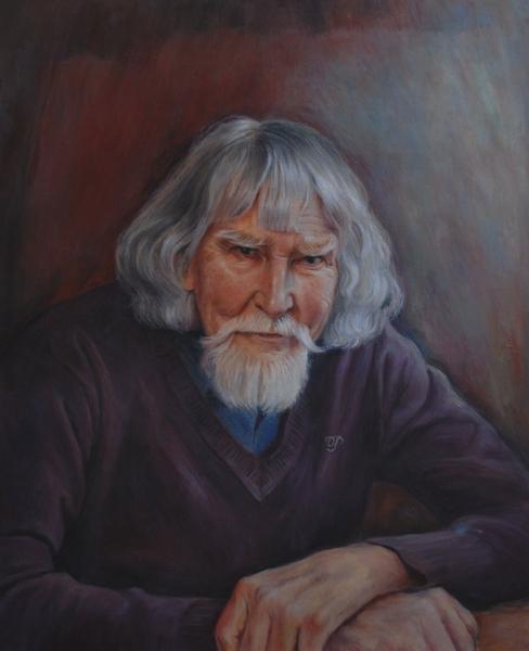 oljeporträtt