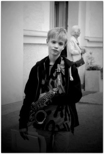 saxofon!!