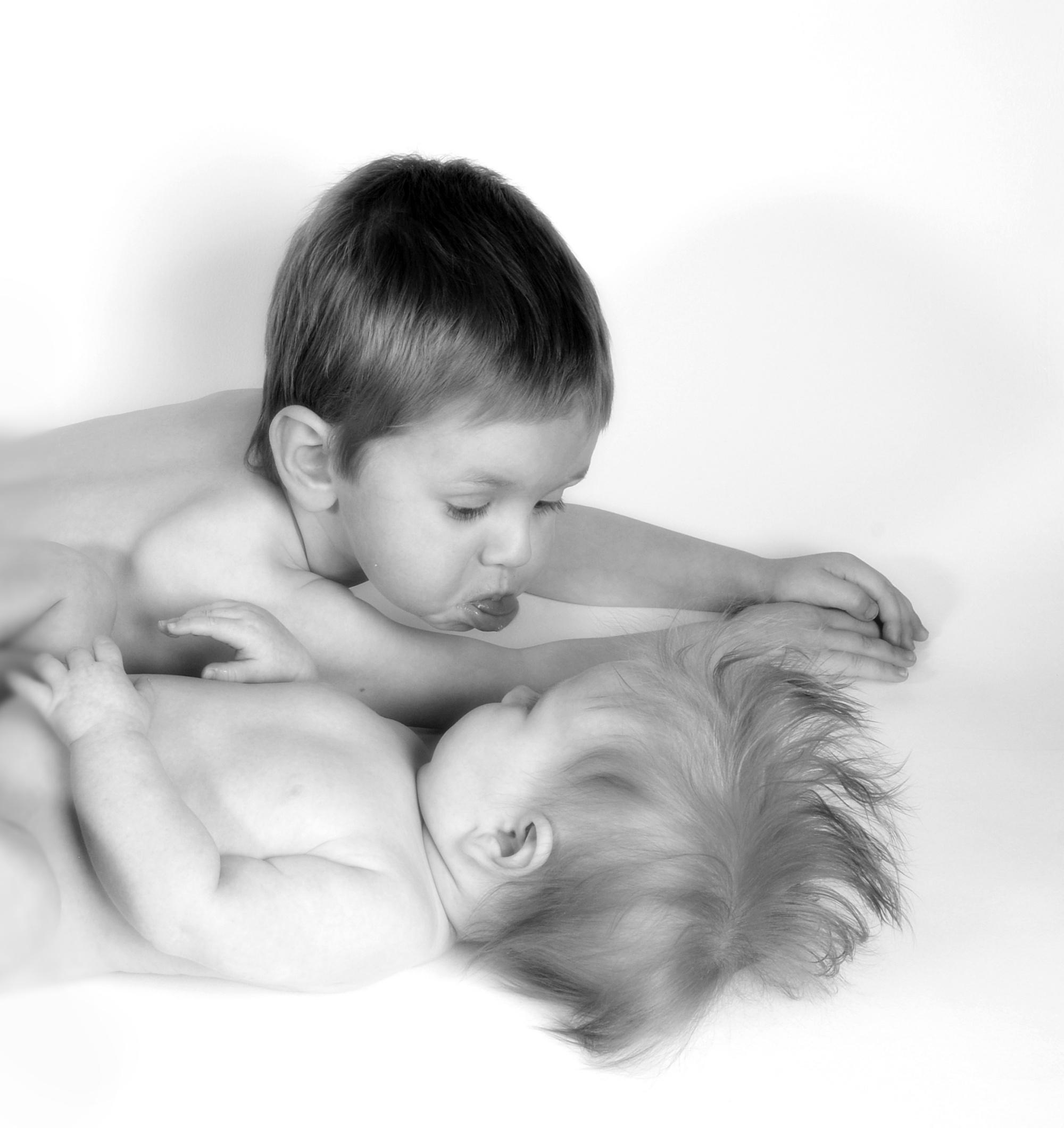 Barnfotografier