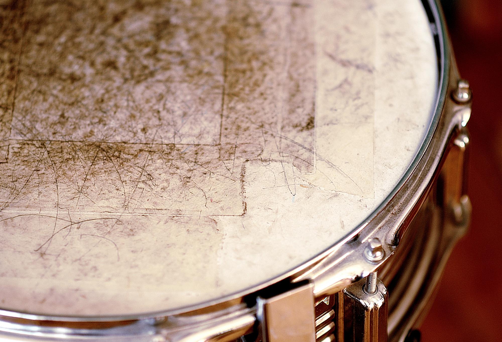trummskinn